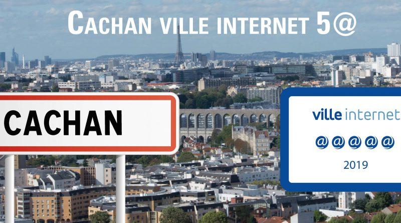 Cachan, une ville 5@