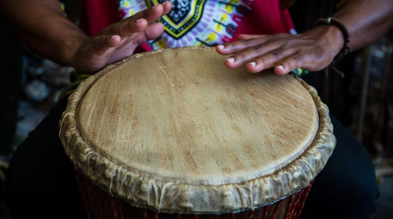 Stage de Percussion et de Danse Africaine
