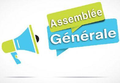 ASSEMBLEE GENERALE DE L'AGAESCC