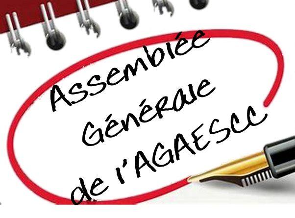 l'assemblée générale de l'AGAESCC