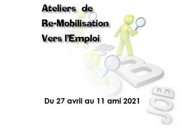 Ateliers de remobilisation vers l'emploi